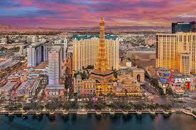 Review of Paris Las Vegas Hotel and Casino